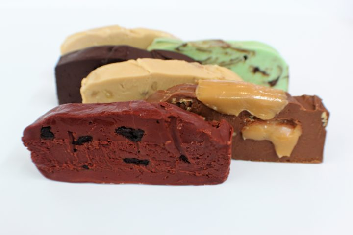 6 Slices of Fudge - Any Flavors