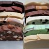 Various Fudge Flavors