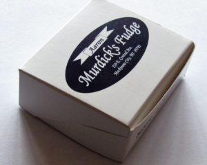 Half Slice Size Box - 1/4 lb.