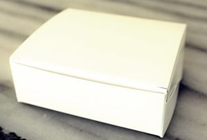 Plain White Box